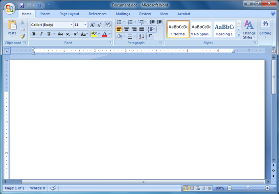 how to attach pdf page on worddoc